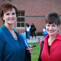 Candace Bahr and Ginita Wall: Local Heroes
