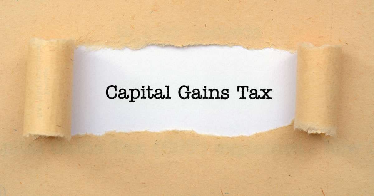 Capital gains tax on employee stock options