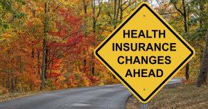 Health Insurance Changes Ahead