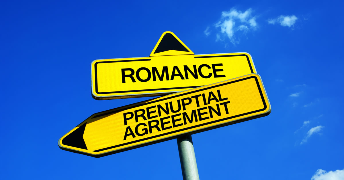 Prenup Yes Or No Guide To Prenuptial Planning Wife