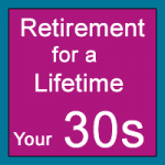 Retirement for a Lifetime: Your 30s